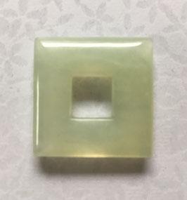Jade Donut 30 mm Quadratisch