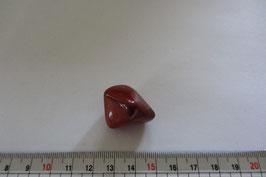 Jaspis rot Trommelstein 25 x 18 mm