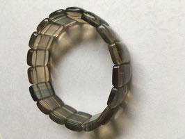 Fuorit Walzen Armband 20 x 13 mm 19 cm lang elastisch