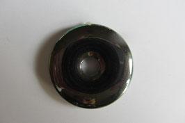 Hämatit  Anhänger Donut 30 mm Durchmesser