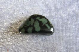 Porphyrit/Runenstein Trommelstein 20 x 15 mm