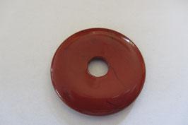Jaspis rot Donut 40 mm Durchmesser