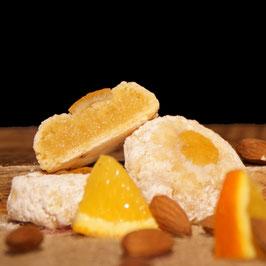 Pasta di Mandorla, Orange