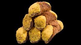 Cannoli, Zitrone-Mandel