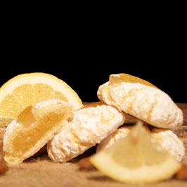 Pasta di Mandorla, Zitrone
