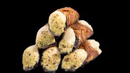 Cannoli, Mandel-Creme