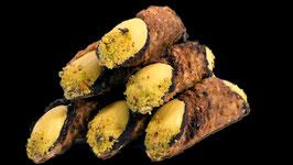 Cannoli, Orange-Haselnuss