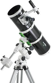 Télescope Sky-Watcher 150/750 sur EQ3-2