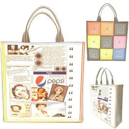 "shopping Bag  ""Manifesto Pop Art"""