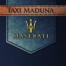 Maserati Taxi Maduna Logo