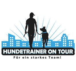 Hundetrainer on Tour Logo
