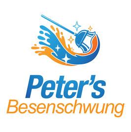 Peter`s Besenschwung Logo