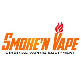 Smoke'n Vape Logo