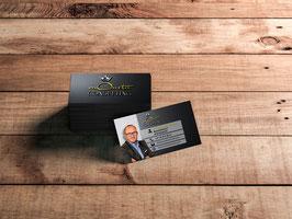 Moneta Consulting Visitenkarten