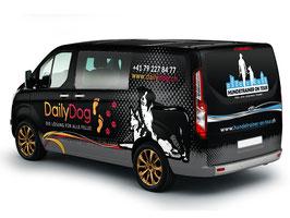 DailyDog Carprints