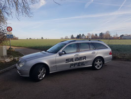 Silberpfeil Car Wrap
