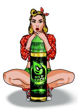 Big B Juice Marketing