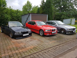 BMW E36 323 ti Compact SportEdition