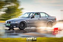 BMW E36 325i Limo Driftumbau
