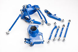 Wisefab Suspension Kit Supra (hinten)