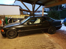 BMW E36 320i Coupe mit Sperrdiff