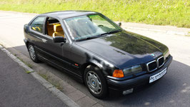 BMW E36 323 ti Compact Exclusiv Edition