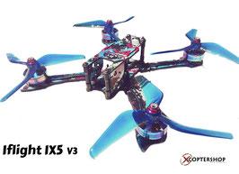 Iflight IX5 V3 Hybrid Racing/Freestyle Frame(FREE FULLWRAP STICKER)