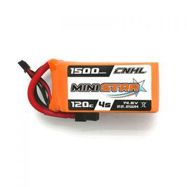 CHNL Ministar 1500mAh 14.8V 120C 4S