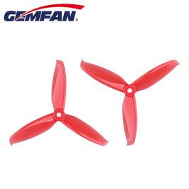 Gemfan Windancer 5042-3 Durable Propeller Clear Red