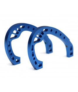 Dquad roll cage kleur blauw (2x)