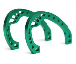 Dquad roll cage kleur Groen (2x)