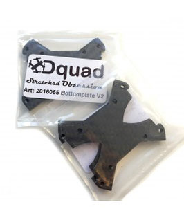 Dquad Stretched Obsession bottom plates V2(2x)