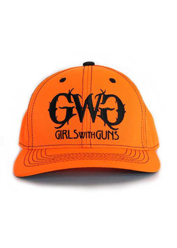 GwG Hat Orange or Pink