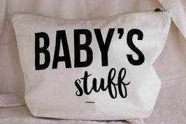 Baby's Stuff - Aufbewahrungstasche