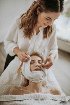 Gutschein für die große Kosmetikbehandlung