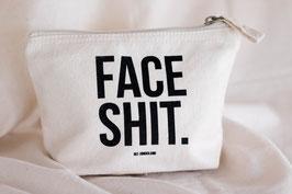 Face Shit - Kosmetiktasche
