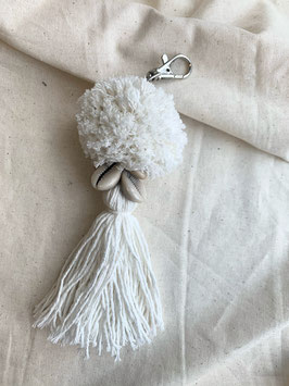 The Pompon Keychain
