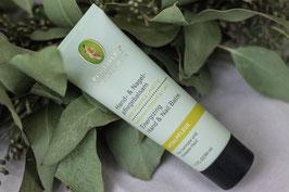 Hand- & Nagelpflegebalsam Bio Ingwer & Limette