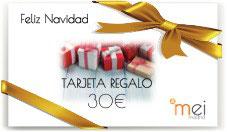 Tarjeta Regalo de Navidad - 30€