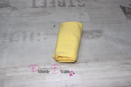 Jersey-Pucktuch gelb