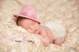 Jungen/Mädchen Hut rosa