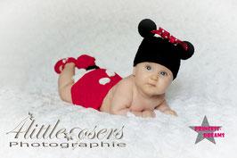 Minnie Mouse Set mit SCHUHE!!