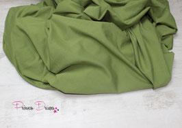 Jersey-Pucktuch grün