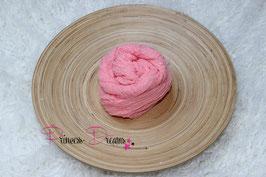 Musselin-Fransentuch  rosa (2)