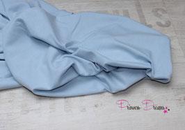 Jersey-Pucktuch babyblau