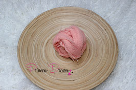 Musselin-Fransentuch pastell aprikot (17)