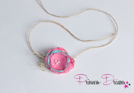 SHB  rosa/türkis