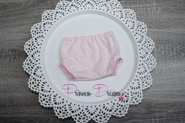 genähtes Höschen mit Rüschen in rosa puder flieder 0-ca. 2 Monate, in vielen Farben machbar