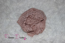 Neu! Stretch Strickwrap altrosa