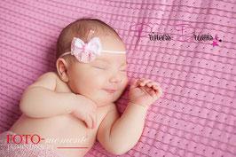 HB605 rosa Schleife/Schmetterling